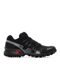 Salomon Black Limited Edition Speedcross 3 Adv Sneakers
