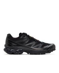 Salomon Black Limited Edition Xt 6 Adv Sneakers