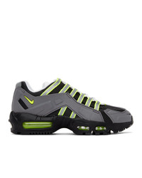 Nike Black Ndstrkt Am 95 Sneakers