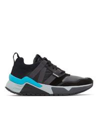 Diesel Black S Brentha Wl Sneakers
