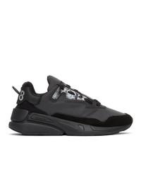 Diesel Black S Serendipity Lc Sneakers