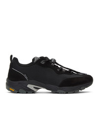 Ps By Paul Smith Black Vinson Sneakers