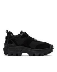 Juun.J Black Volume Trainer 3 Sneakers