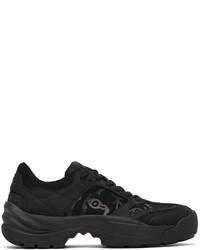 Kenzo Black Work Sneakers
