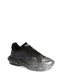 Valentino Garavani Bounce Paint Splatter Sneaker