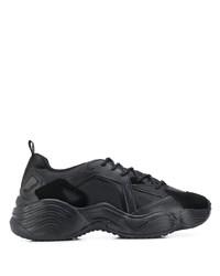 Emporio Armani Logo Low Top Sneakers