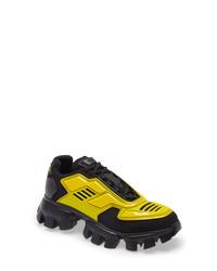Prada Lug Sole Sneaker