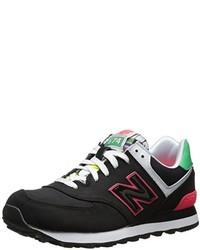 New Balance Wl574 Pop Tropical Collection Running Sneaker