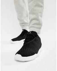 Jordan Nike Air Future Low Trainers In Black 718948 002