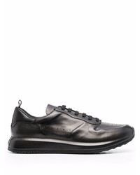 Officine Creative Race Lux Low Top Leather Sneakers