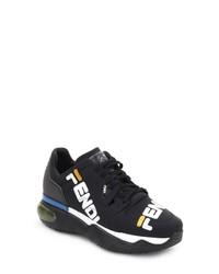 Fendi X Fila Mania Logo Sneaker