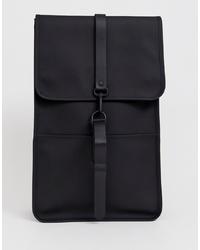 Rains 1220 Waterproof Backpack In Black