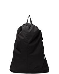 Cote And Ciel Black Genil Backpack