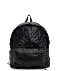 Eastpak Black Puffa Padded Backpack