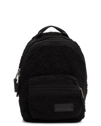 Eastpak Black Sherpa Orbit Backpack