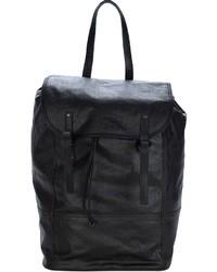 Bottega Veneta Coated Cotton Backpack
