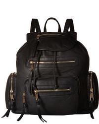 Gabriella Rocha Emme Washed Multi Zipper Backpack