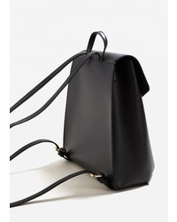 Mango Front Lapel Backpack