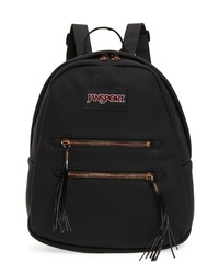 JanSport Half Pint 2 Mini Faux Suede Backpack