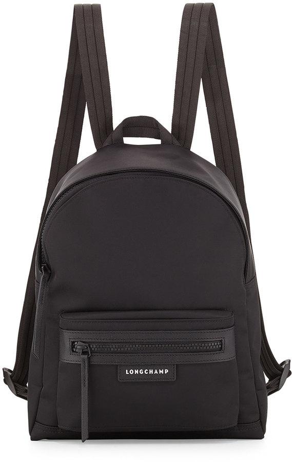 ... Longchamp Le Pliage No Small Backpack Black ...