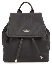 Kate Spade New York Molly Nylon Backpack Black