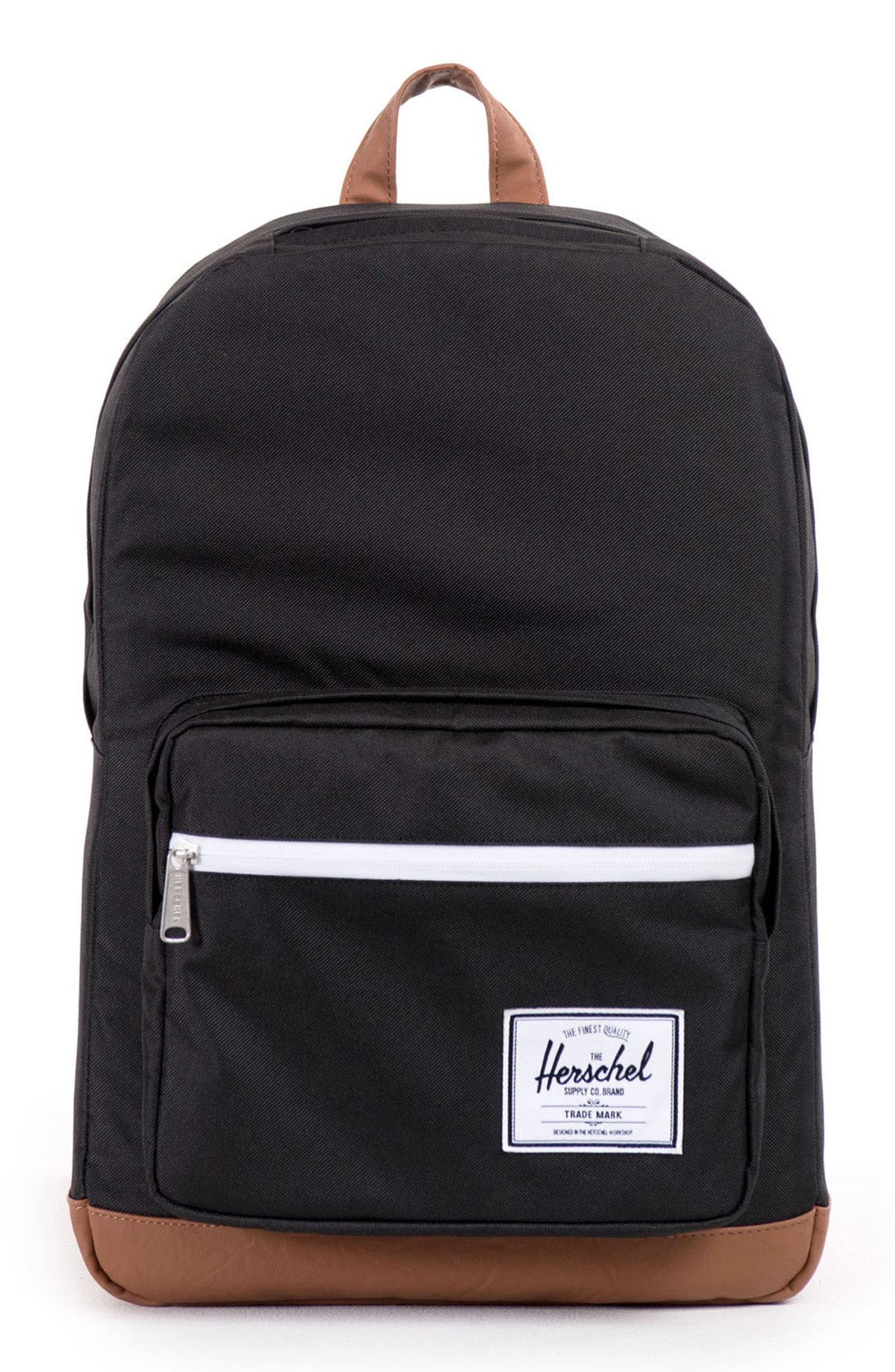ff0be90b05 Black Backpacks Herschel Supply Co. Pop Quiz Backpack