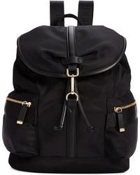 Calvin Klein Talia Dressy Nylon Backpack