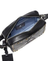 Lanvin Mini So Studded Leather Bag