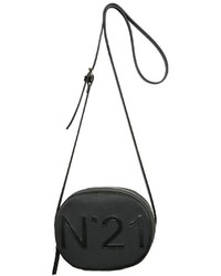 N°21 Satin Leather Shoulder Bag