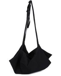 Y's Wool Shoulder Bag