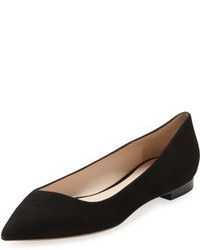 Black ballerina shoes original 1620303