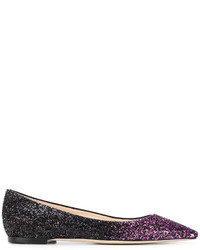 Jimmy Choo Romy Ballerina Shoes