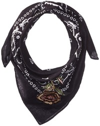 Betsey Johnson Beautiful Bandit Bandana Scarves