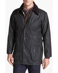 Barbour Beaufort Regular Fit Weatherproof Waxed Jacket