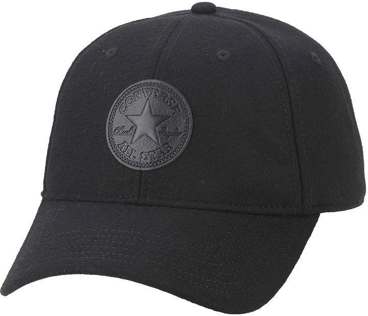... Black Baseball Caps Converse All Star Twill Baseball Cap 44df2226e44