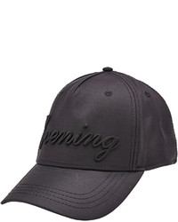 DSQUARED2 Baseball Cap With Virgin Wool And Silk