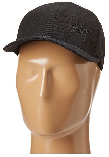 33ae3368729 ... Black Baseball Caps Arc teryx Bird Cap ...