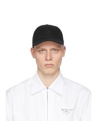Givenchy Black 4g Cap