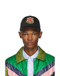 Gucci Black Band Baseball Cap