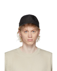 Rick Owens Black Champion Edition Baseball Cap