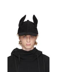 Undercover Black Corduroy Ears Cap