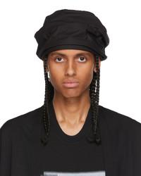 Julius Black Drape Cap