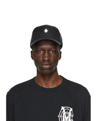 Marcelo Burlon County of Milan Black Er Black Label Edition Cross Cap