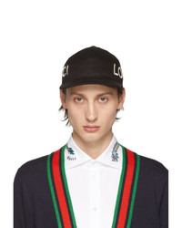 Gucci Black Loved Cap