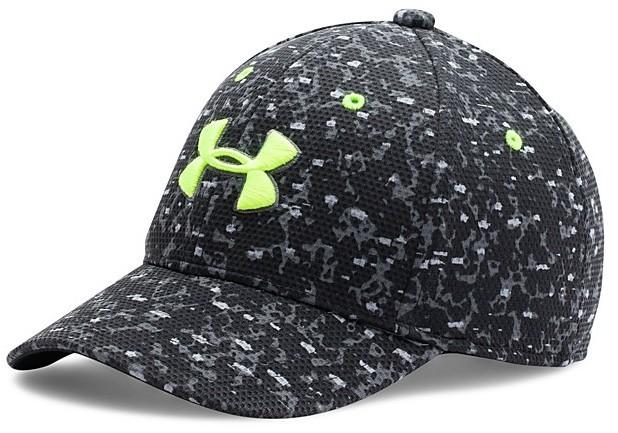 Under Armour Boys Printed Blitzing Baseball Cap