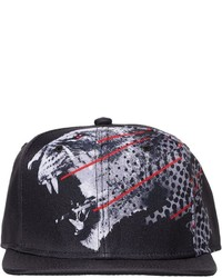 Marcelo Burlon County of Milan Cheetah Tech Fabric Baseball Hat