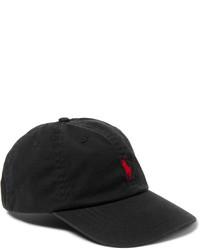 Men s Black Baseball Caps by Polo Ralph Lauren  ae437b438e6