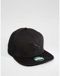 Puma Disc Fitted Cap In Black 2102001