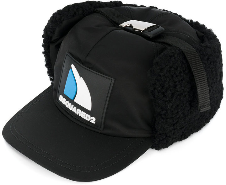 DSQUARED2 Dsquared2 Ski baseball cap   Where to buy   how to wear bf07e6844a95