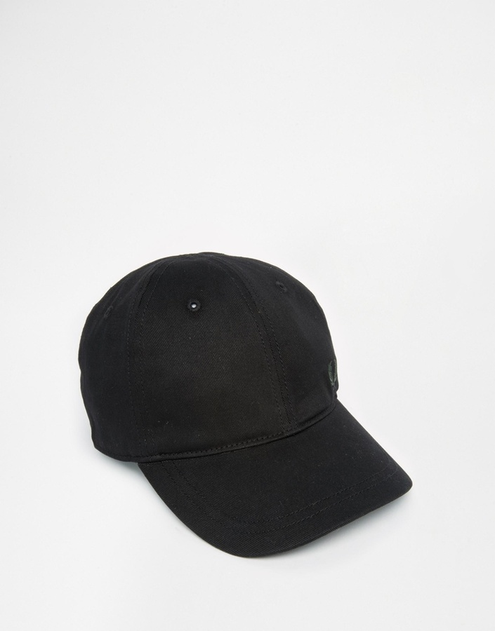 fred perry classic baseball cap where to buy how to wear. Black Bedroom Furniture Sets. Home Design Ideas